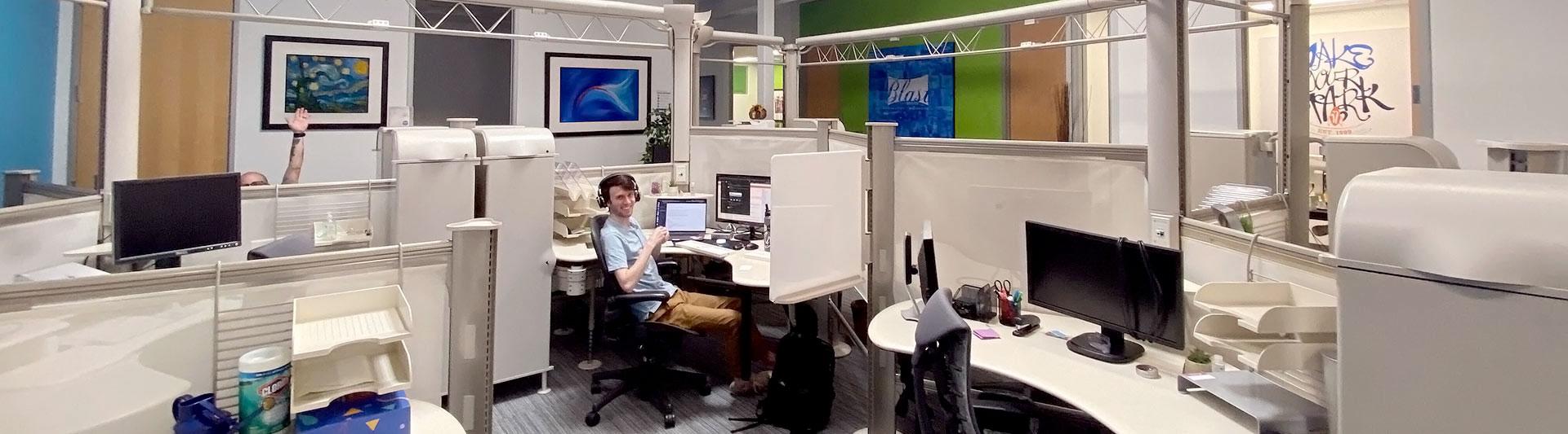 blast roseville office hub