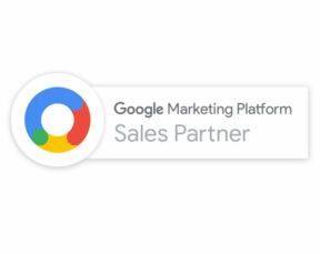 google marketing platform sales partner badge