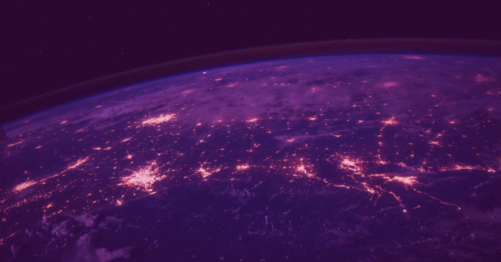 earth space photo